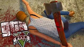 GTA V PS4 - O Machado Sem Limites