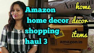 amazon home decor shopping haul 3,decor items shopping haul,Amazon Haul for home Decorative Items
