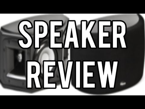 Klipsch Synergy S-20 Surround Speakers (Speaker Review)