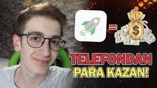 REKLAM İZLE PARA KAZAN! - TELEFONDAN PARA KAZANMA!