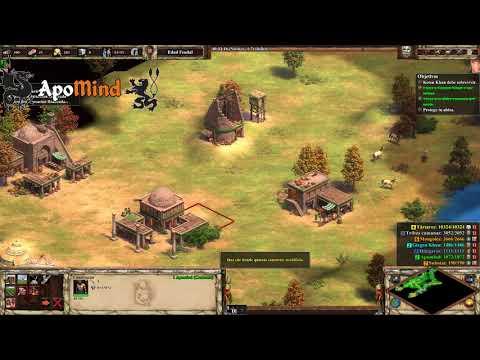 3. Protejamos las cabañas [DIFÍCIL] Koten Khan - Age of Empires II: Definitive Edition [AoE2DE]