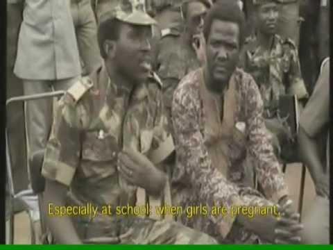 Thomas Sankara - The Upright Man - PT1.wmv