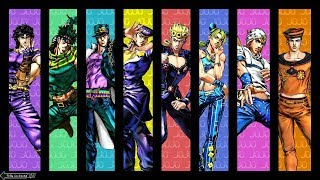 Jojo's Bizarre Adventure : Best beat-downs at the same time