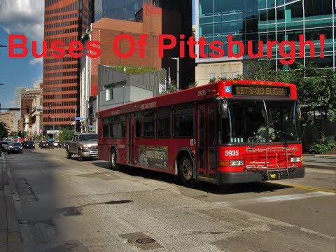 NeoplanDude S5EP27 Gillig Takeover(Port Authority Of Allegheny County)!