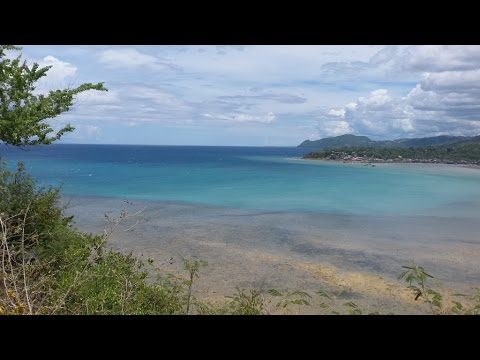 Philippines tourism ~ Arriving in Barili Cebu ~ My Motorcycle adventures