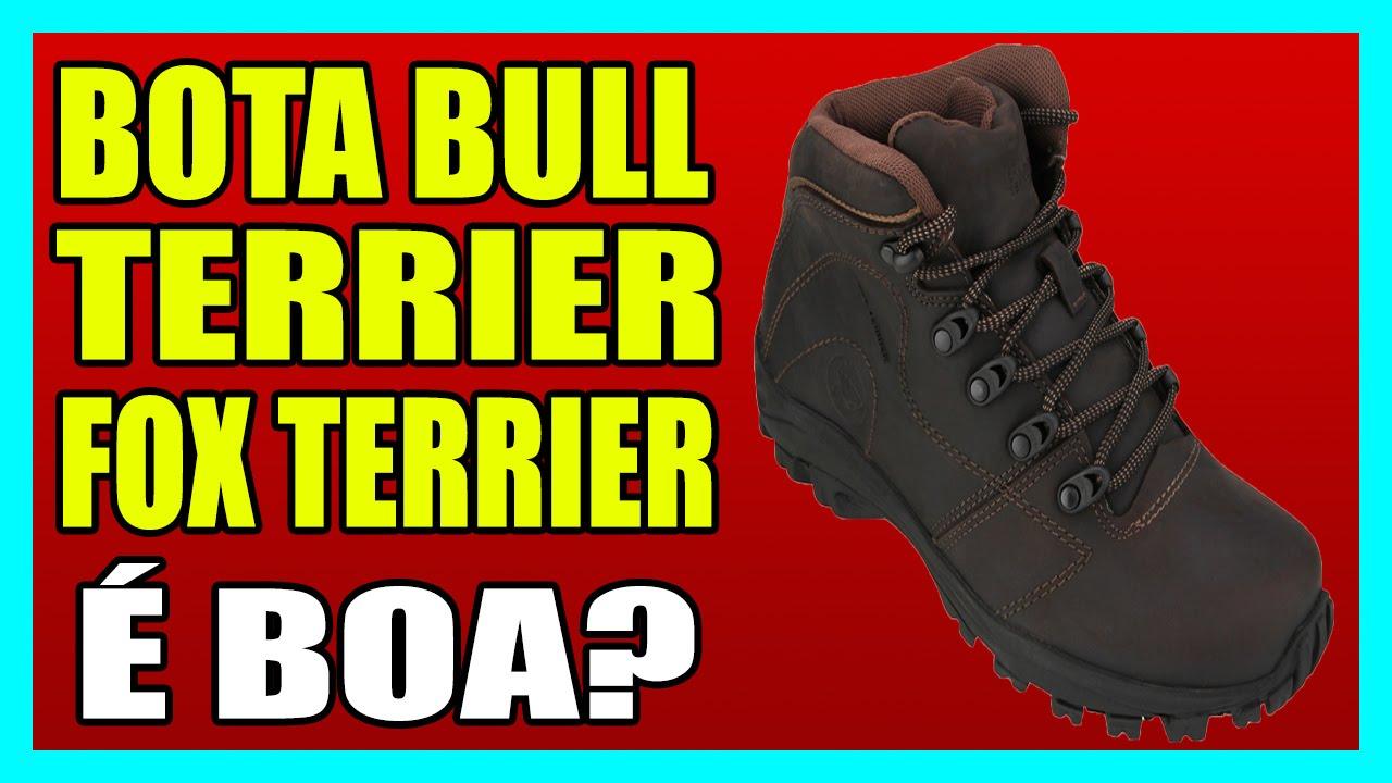 69dde1cefc BOTA BULL TERRIER FOX TERRIER - Bota