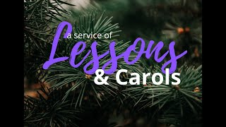 Greeneville Lessons & Carols 2020