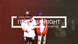 Grand Agent - It's Only Right (feat. Planet Asia)