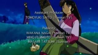 Inuyasha ED 4 Every Heart - Minna no Kimochi