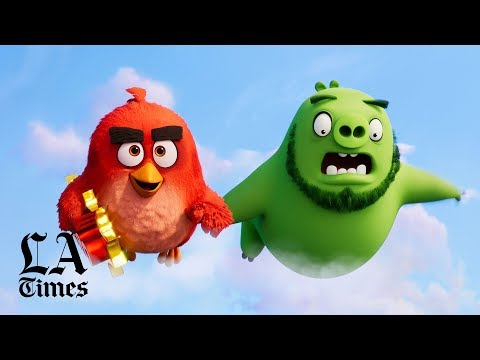 Review Exuberantly Silly The Angry Birds Movie 2 Flies Higher