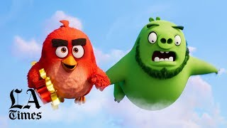 """Angry Birds Movie 2"" review by Justin Chang"