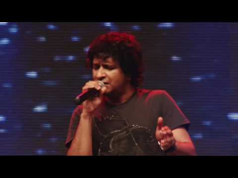 KK Live Performance at SurJyotsna National Award 2016 - Part I