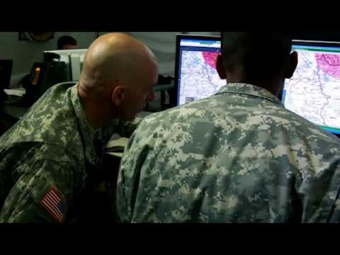 An inside look at the Army MOS 35F - Intelligence Analyst