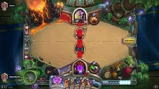 Discard Warlock (Destroy your opponents plan)