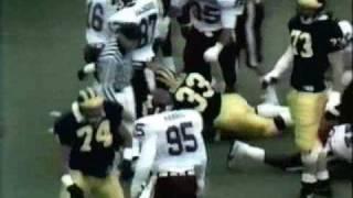 1988: Michigan 31 Indiana 6