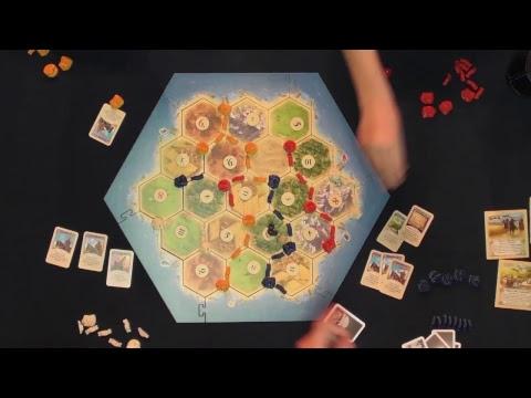 Kolonisten van Catan (NL) from YouTube · Duration:  14 minutes 6 seconds