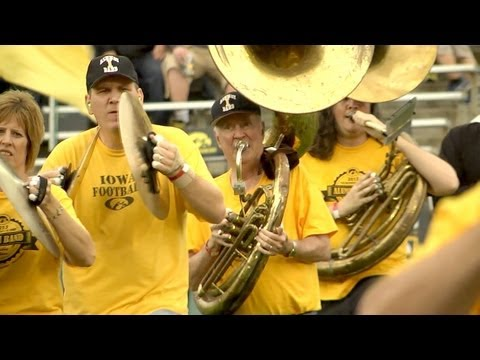 University of Iowa Alumni Band 40th Homecoming Anniversary on YouTube