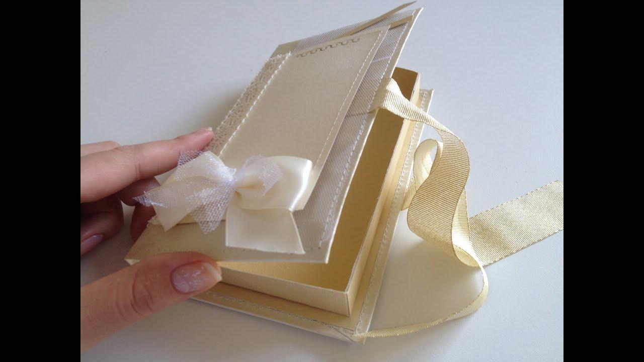 Шкатулка своими руками из картона пошагово в 76