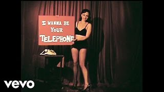 Jamie Lidell - I Wanna Be Your Telephone