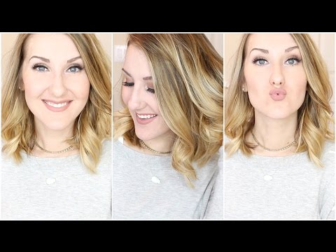 OMG NEW HAIR & HOW I CURL/STYLE IT (LOB)