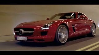 Mercedes SLS AMG 2013 Classic TV Commercial Carjam TV HD Car TV Show