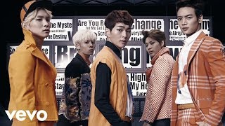 2013/6/26 Release SHINee 2nd Album『Boys Meet U』から 収録楽曲「Bre...