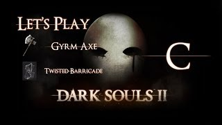 Let's play Dark souls II - 100 - Door of Pharros, Rat King covenant explanation and hidden bonfire