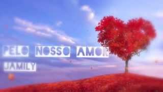 Jamily - Pelo Nosso Amor - CD PAI