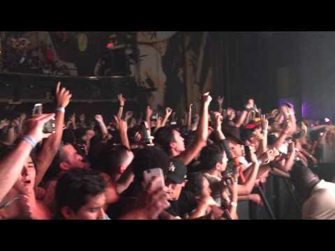 TRAVIS SCOTT - IMPOSSIBLE DIS SIDE - LIVE @ RODEO LA - 9.15.2015