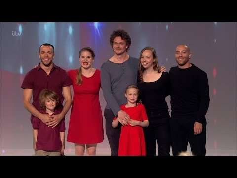 Another Kind of Blue - Britain's Got Talent 2016 Semi-Final 2