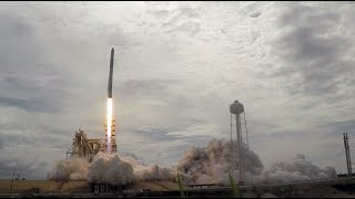 UP CLOSE! Awesome 4K Video Of SpaceX Falcon 9 / CRS-11 Launch To ISS