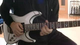 再録!AAA BLOOD on FIRE 【LIVE】?ヘッドホン推奨(※Headphones recommendation)ギターカバー GUITAR COVER
