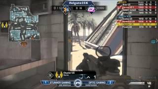 UMG Nashville 2014: OpTic Gaming vs Stunner - Losers Round 3 - Map 4 Octane Domination