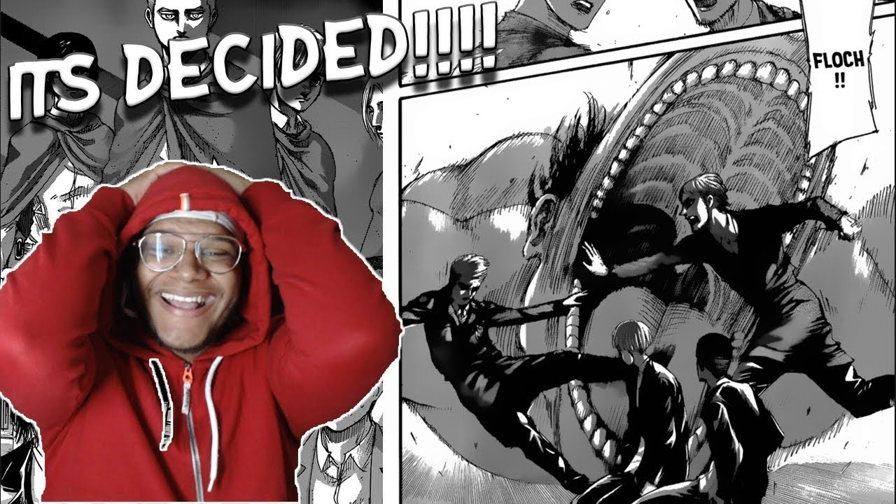 Download ATTACK ON TITAN CH.126 REACTION/REVIEW! - DECISIONS ARE MADE