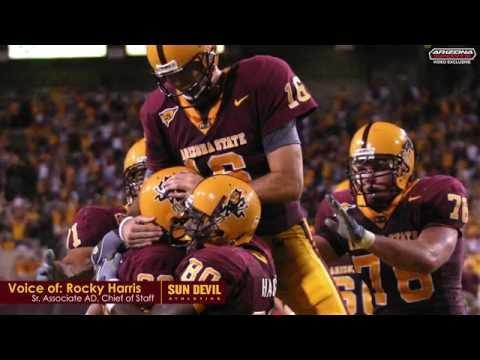 Sun Devil Stadium Renovations Video