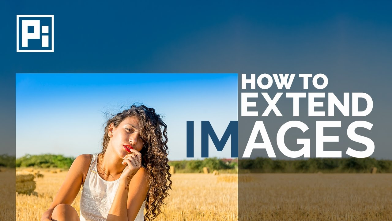 Hack to Extend Images for Social Media Covers in Photoshop