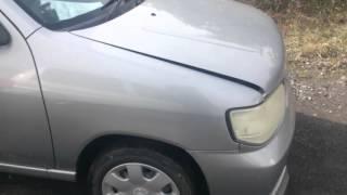 Видео-тест автомобиля Nissan Cube (AZ10, 2000, Cga3de, серый)
