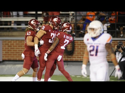 Highlights: No. 20 Washington State football overcomes 21-point deficit in fourth, win in triple...