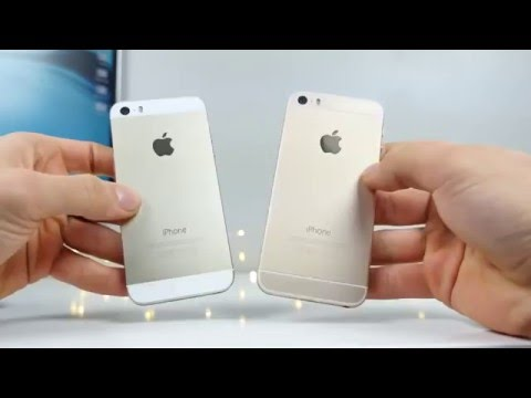 iPhone 5se review (Russian)