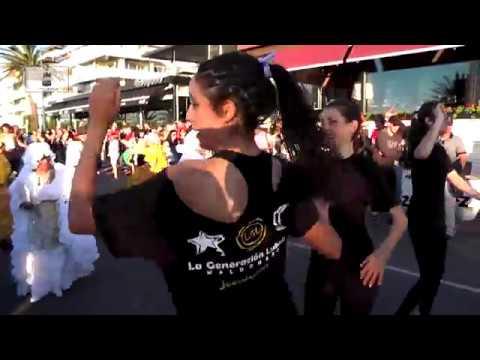 Desfile de Primavera de Comparsas Lubolas, Punta del Este