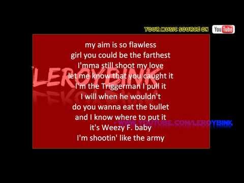 Lil' Wayne ft. Madonna - Revolver [LYRICS ON SCREEN] (HD)