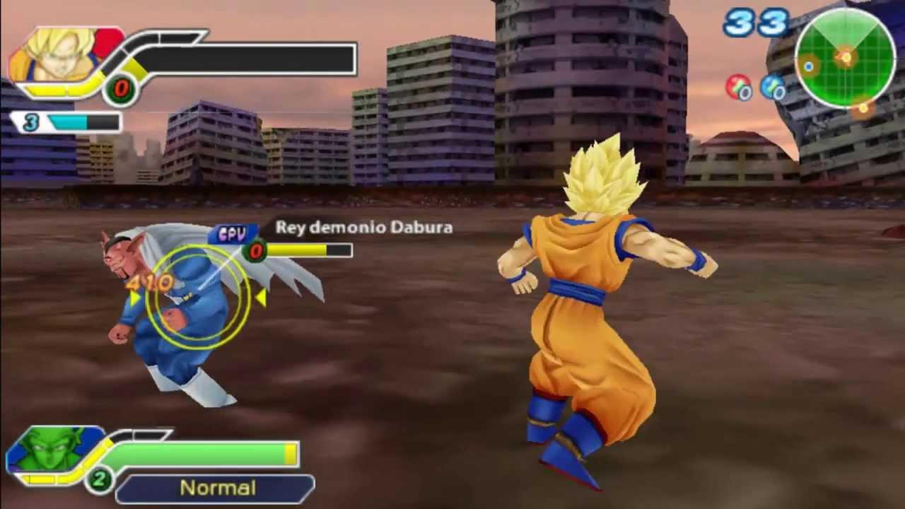Dragon Ball Z Tenkaichi Tag Team Pc Game Vs 1 3 Descarga Youtube
