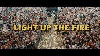 DETACH — LIGHT UP THE FIRE (OFFICIAL VIDEO)