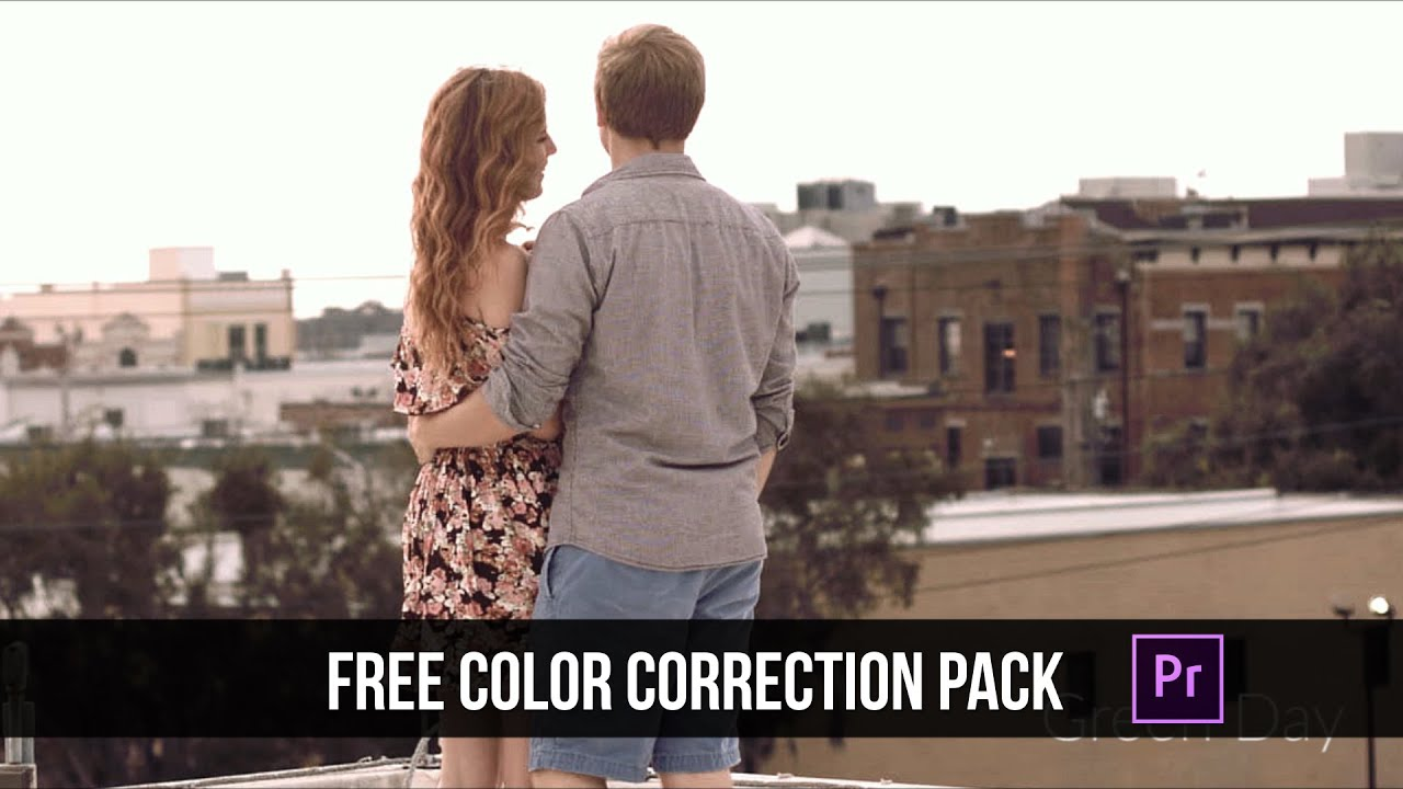 after effects color correction presets free download
