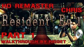 видео Прохождение Resident Evil за Криса