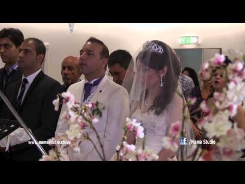 Navid & Mona Persian wedding in Bournemouth, Iranian wedding videographer Bournemouth