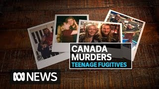Teens suspected of murdering Lucas Fowler in Canada 'at the end of the road' | ABC News