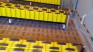 видео Аккумуляторные батареи электростанций