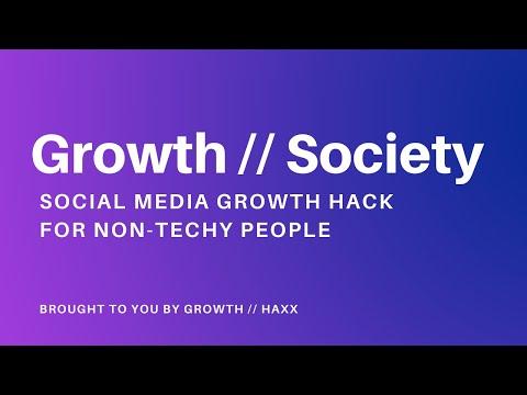 Beginners: Growing On Social Media