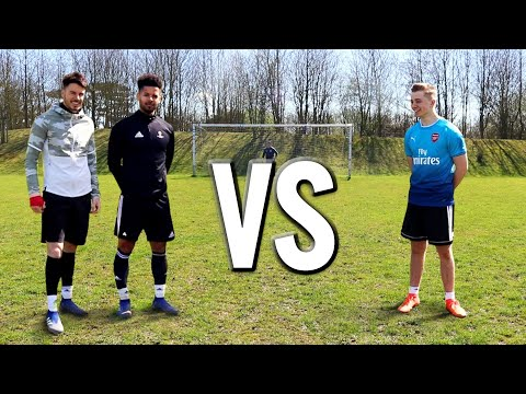 The Ultimate Sunday League Footballer | Vs The F2